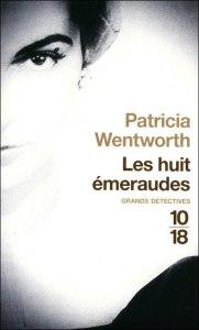 les huit émeraudes patricia wentworth