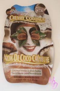 masque peel off noix de coco crémeuse 7th heaven montagne jeunesse